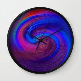 """""""Life's Random Path"""" Photo Wall Clock"""