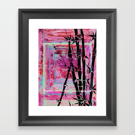 Lunn Series 2 of 4 Framed Art Print