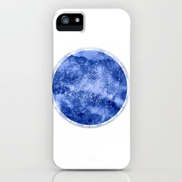 Southern Stars iPhone Case