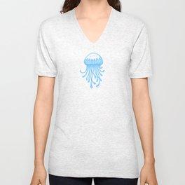 Dreaming of Jellyfish Unisex V-Neck