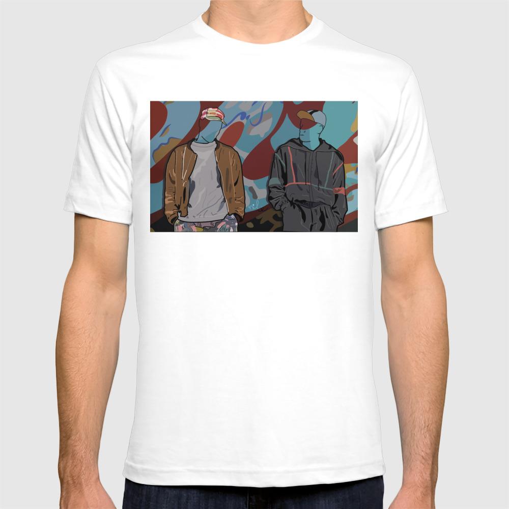 White Men Can't Jump T-shirt by Rhumero TSR2682842