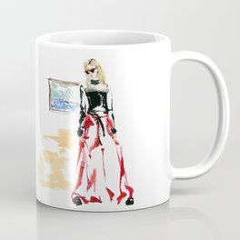 Cool gal Coffee Mug