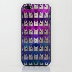 cat-497 iPhone & iPod Skin