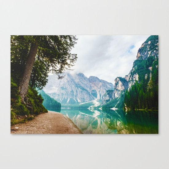 The Place To Be II Canvas Print