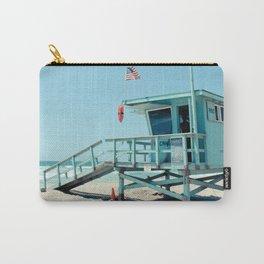 Rosecrans Tower in Manhattan Beach (El Porto) Carry-All Pouch