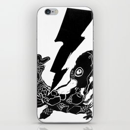 The Leviathan iPhone Skin