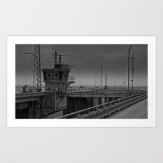 Midway Art Print