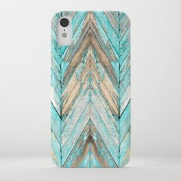 Wood Texture 1 iPhone Case