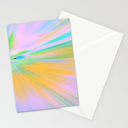 Re-Created Rapture 5 by Robert S. Lee Stationery Cards