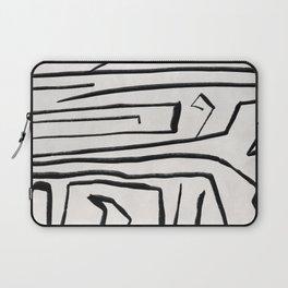 Modern improvisation 02 Laptop Sleeve