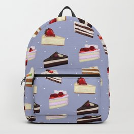 Cake Collage Backpack
