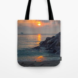 The Ft. Lauderdale Jetties Tote Bag