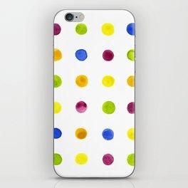Candied Polka Dots iPhone Skin