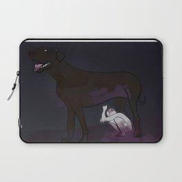 Under Dog Laptop Sleeve