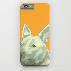 Pittbull printed from an original painting by Jiri Bures Slim Case iPhone 6s