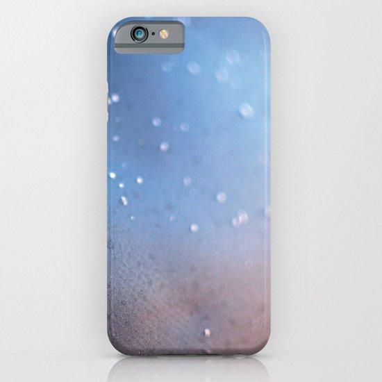 Frozen Blue iPhone & iPod Case