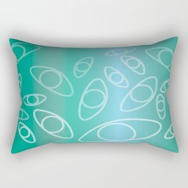 EYEZ Rectangular Pillow