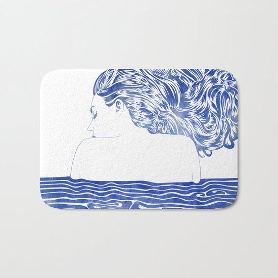 Water Nymph LXII Bath Mat