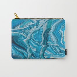 Sea diptych, part1 Carry-All Pouch
