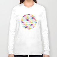 candy Long Sleeve T-shirts featuring Candy by C Designz