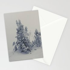 Lost Inside a Snow Cloud Stationery Cards