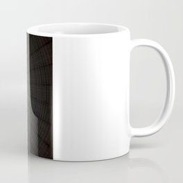 Looking up a Nuclear Cooling Tower Coffee Mug