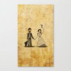 A&F Canvas Print