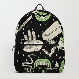 Whole Lotta Horror: BLK ed. Backpack