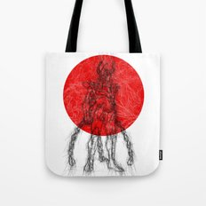 Ikki 4 Japan Tote Bag