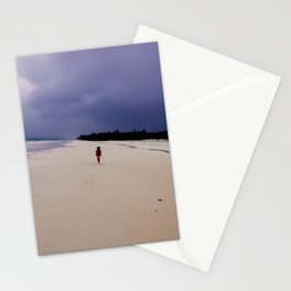 Chasing storms BOFA BEACH Stationery Cards