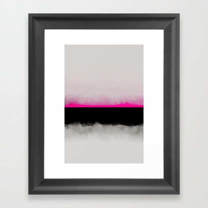 DH02 Gerahmter Kunstdruck