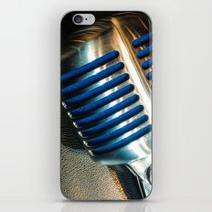 Microphone iPhone & iPod Skin