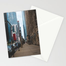 Downtown Chicago Stationery Cards