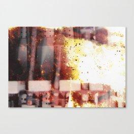 Films About Fire Canvas Print