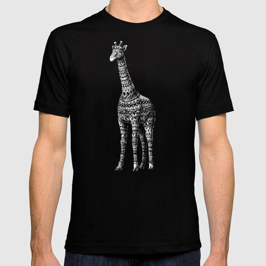 Ornate Giraffe T-shirt