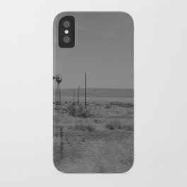 on the way to Marfa #2 iPhone Case