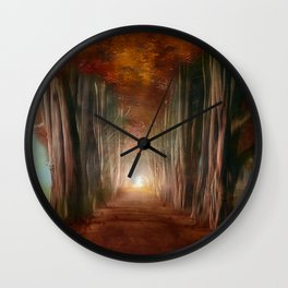 Dreams come true II Wall Clock