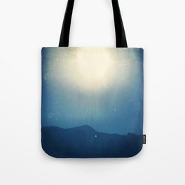 Glimpse of Summer  Tote Bag