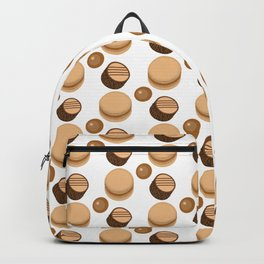 Sweet and cakes pattern Backpack