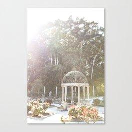 Florida Beauty Canvas Print