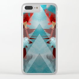From Future 03 Clear iPhone Case