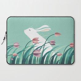 Rabbit, Resting Laptop Sleeve