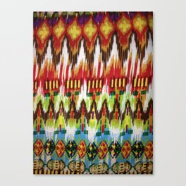 Tribal Fire Canvas Print