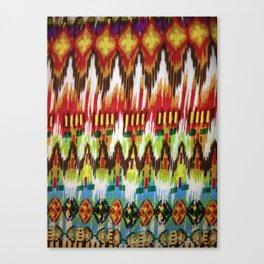 Tribal Fire Canvas Print