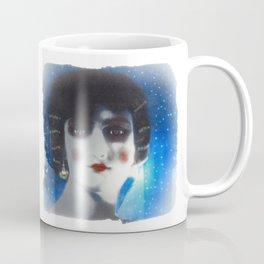 Renee Carl, French Actress (1913) Coffee Mug