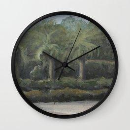 Triple Palms AC140415a Wall Clock