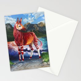 A Ravenous Fortification Stationery Cards
