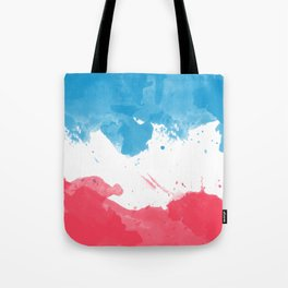 Love of France Tote Bag