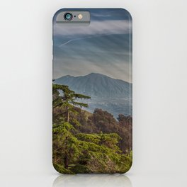 Far Away iPhone Case