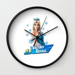 Victory Queen Wall Clock